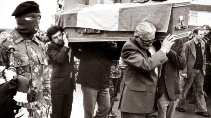 40 år siden Bobby Sands (27) døde som den første av ti i sultestreik i Nord-Irland