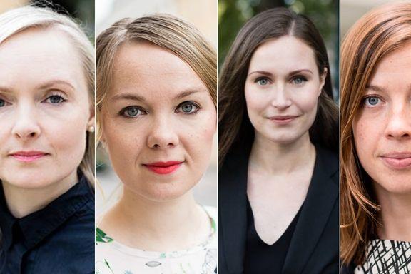 Finland skal styres av unge kvinner. Men 34 år gamle Sanna Marin nekter å snakke om alder.