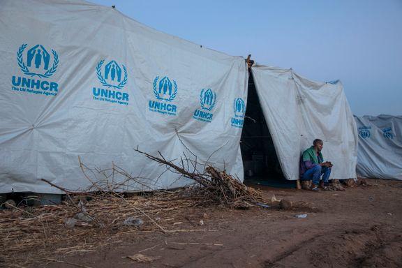Sudan sliter med flyktningstrømmen fra Etiopia