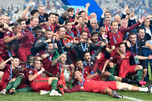 Så mye tjener Portugal på EM-triumfen