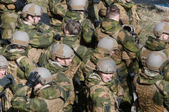 Senterpartiet trekker seg fra forhandlingene om Forsvarets langtidsplan