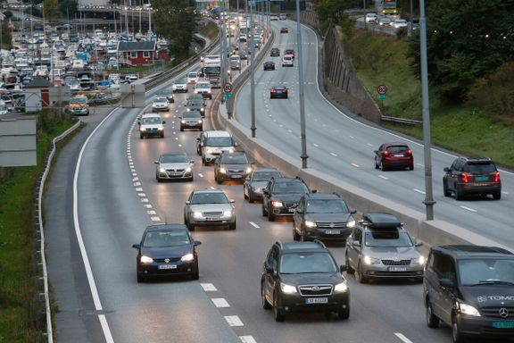 UP-sjefen om unødig kjøring i venstre felt: – Er et lovbrudd du kan bli anmeldt for