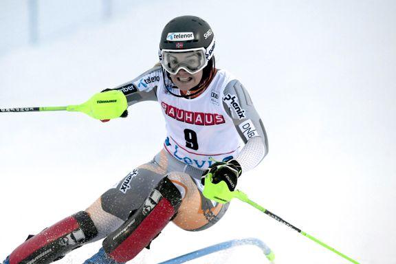 Haver-Løseth ble beste norske i St. Moritz