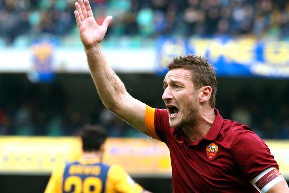 Roma snublet igjen - ni poeng bak Juventus
