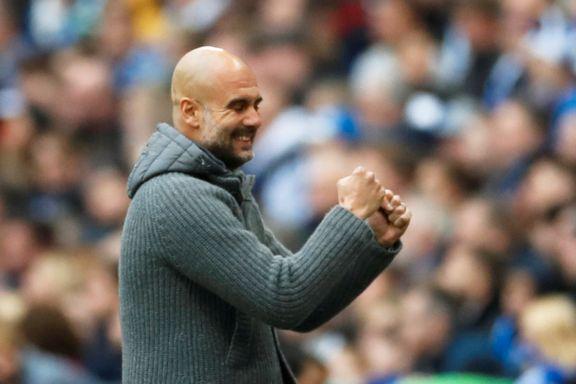 FA-cupen direkte: City med full kontroll