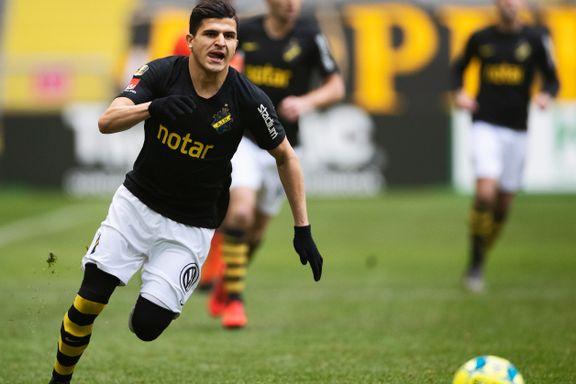 AIK tapte første oppgjør i kampen om å møte RBK eller BATE