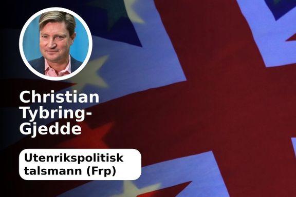 Brexit kan gi Norge en unik mulighet