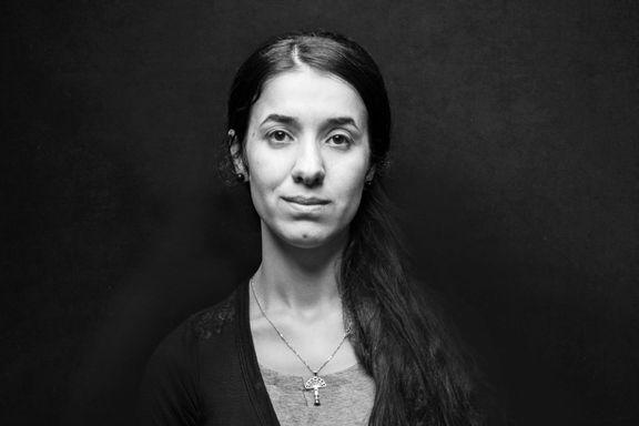 Nadia Murad skriver sterkt om livet som sexslave hos IS