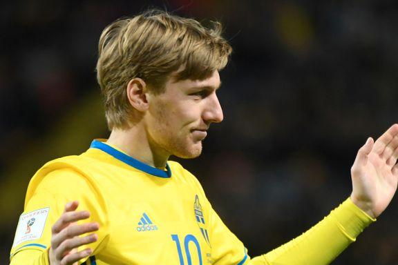 Ryktebørsen: Liverpool og Arsenal jakter svensk landslagsspiller, men klubben nekter å selge