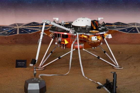 For første gang har forskere undersøkt innsiden av Mars. Dette er overraskelsene de fikk.