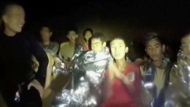 Guttene i grottedramaet i Thailand ble bedøvet med ketamin