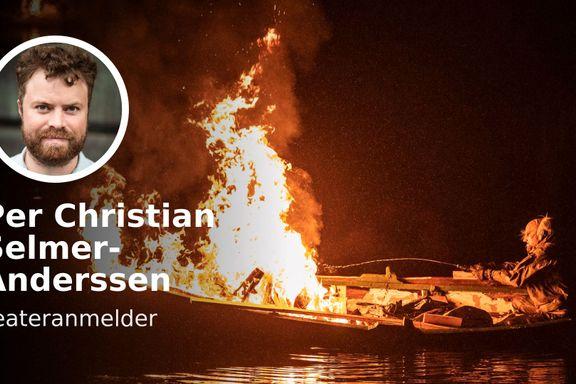 Brennende båter og gratis øl til publikum. Her har Oslo mye å lære.