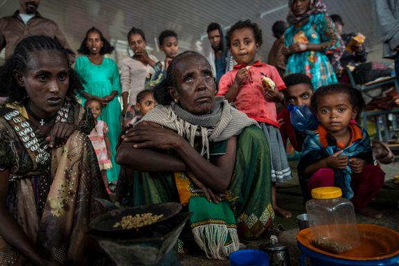Opprørere rykker frem i Etiopia. De avviser våpenhvile.