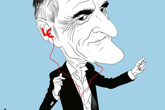 Støre skrur opp høreapparatet