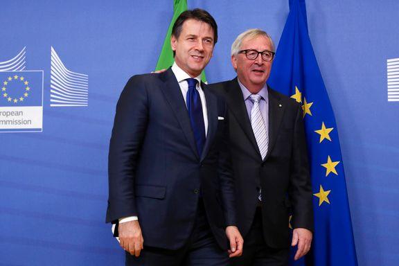 Reuters: Enighet i Italia om nytt budsjettforslag