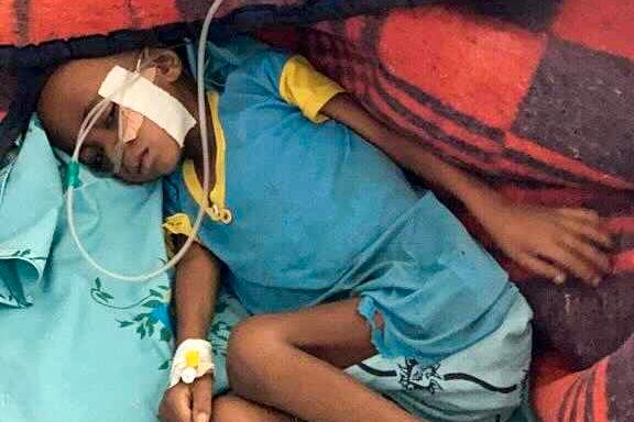 FN: Massiv sultkatastrofe truer Tigray