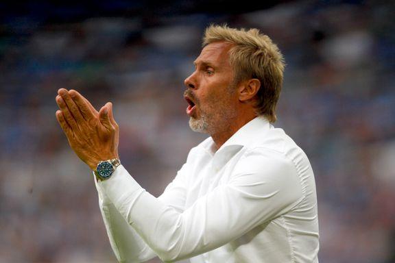 Hamburg-trener fikk sparken