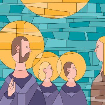 Jeg er ateist, mannen min er kristenkonservativ. Det begynner å bli et stort problem.