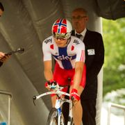 Dette var starten på eventyret. Lørdag når Edvald Boasson Hagen nok en milepæl.