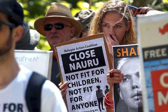 Lekkasjer viser omfattende overgrep i australsk asylleir