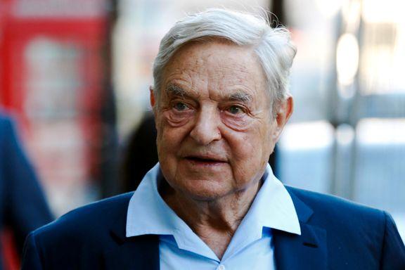 George Soros tapte nesten en milliard dollar på Trumps valgseier