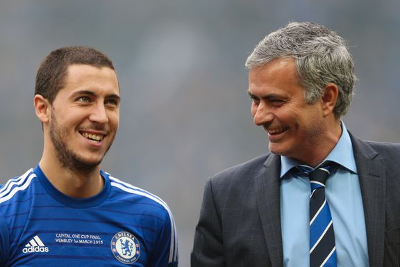 Eden Hazard: – Jeg vil jobbe med Mourinho igjen