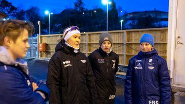 – Skøytemiljøet i Bergen har smuldret opp