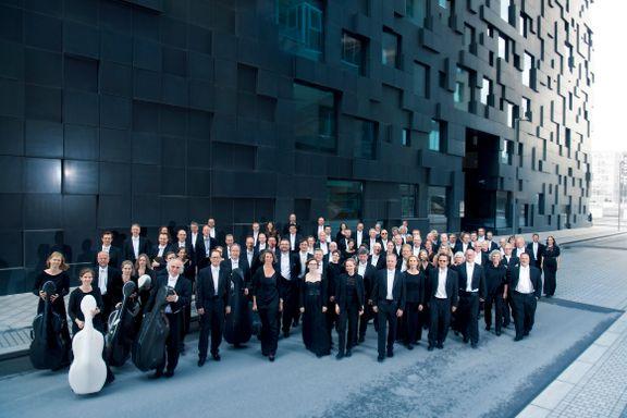 Hør Oslo-Filharmonien spille musikk med stor spennvidde