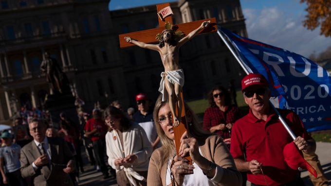 Hvite kristne støttet Trump til det siste. Nå krever mange kirkeledere oppvask.
