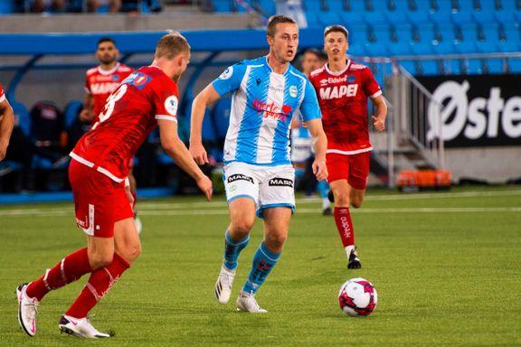 Start-spiller gjør låneopphold i Sandnes Ulf permanent
