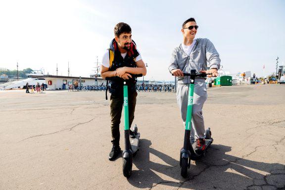 Slik reagerer folk på nye elsparkesykkelregler: – Jeg skjønner ikke poenget