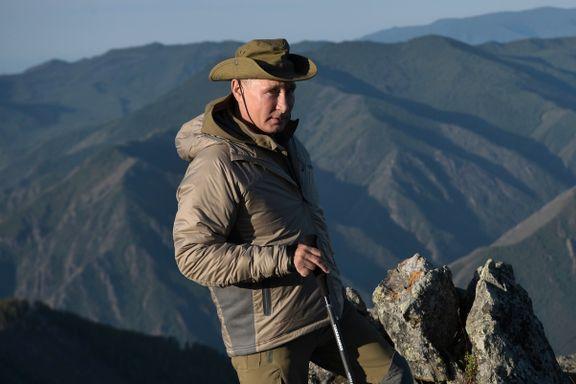 Putin jakter på gull. Det er et dårlig tegn.