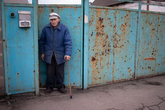 Han bodde over ett år i kjelleren i den lille byen i Øst-Ukraina. Det tok knekken på det kjæreste i hans liv.