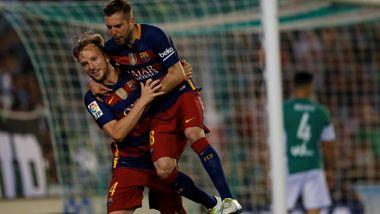Dødt løp i Spania - Barcelona svarte Madrid-klubbene