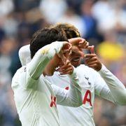 200 kamper for Tottenham  - ble matchvinner
