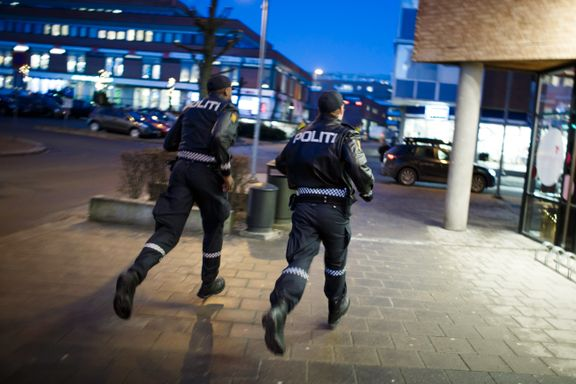 «Beklager, men du må ringe tilbake senere, nå er det mye som skjer her». Slik bestemmer politiet når de rykker.