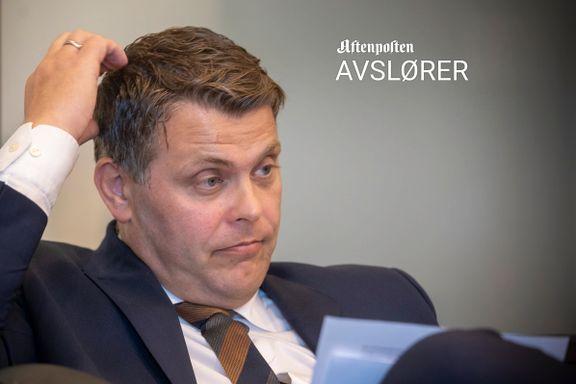 Justisminister Jøran Kallmyrs au pair måtte forlate landet. UDI mener hun jobbet ulovlig for familien.