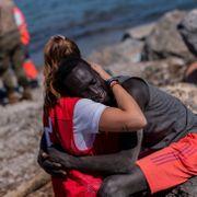 Spania sender soldater til Ceuta etter migrantstrøm