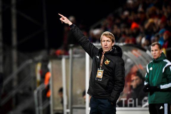 Dempsey hyller engelsk kollega: – Han har gjort en helt fantastisk jobb