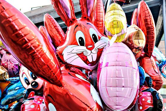Lege advarer: Ikke kjøp gassballonger