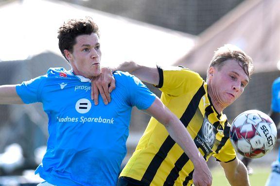 Tidligere Viking-spiller endelig klar for Sandnes Ulf