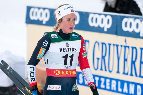 Tok nye steg i verdenscupen - nå venter drømmehelg for Anna Svendsen