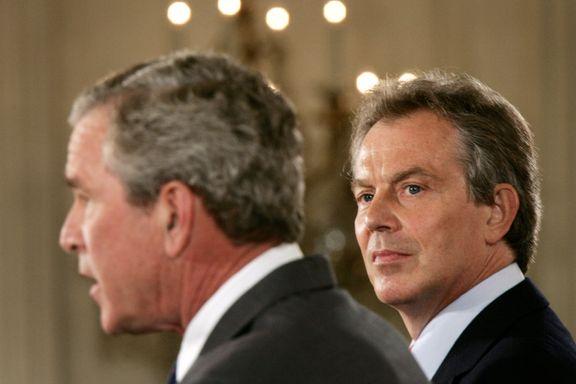 Tony Blairs beslutning handlet ikke først og fremst om Irak.