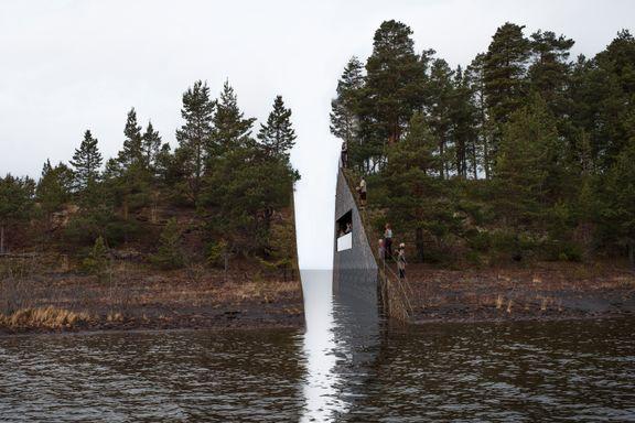 AUF og 22. juli-støttegruppen gir opp omstridt minnesmerke på Sørbråten