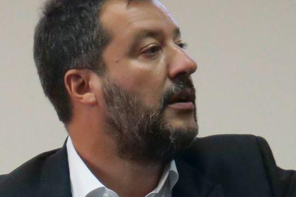 Femstjernersbevegelsen: Salvini ikke lenger troverdig