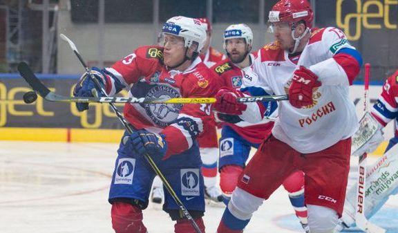 Ishockeygutta ledet tre ganger - tapte knepent for OL-håpefulle russere