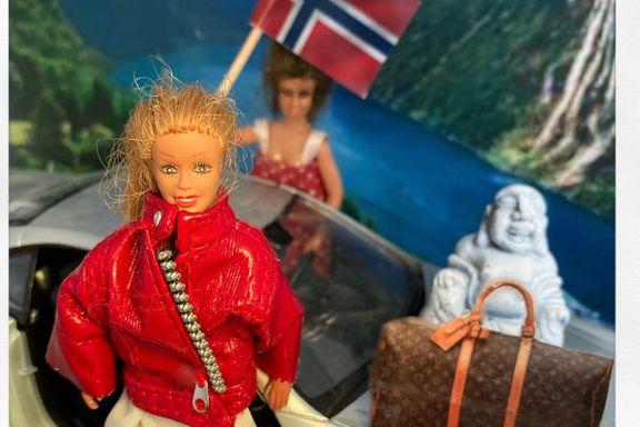 Norge på trass istedenfor USA på tvers. Nora prepper for Norgesferie!