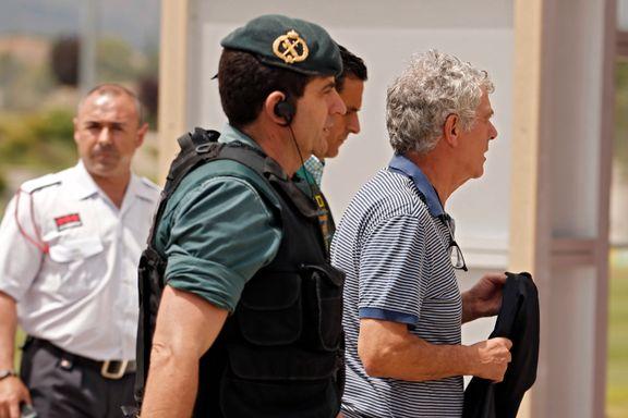 Spanias fotballpresident suspenderes i ett år etter korrupsjonsanklager