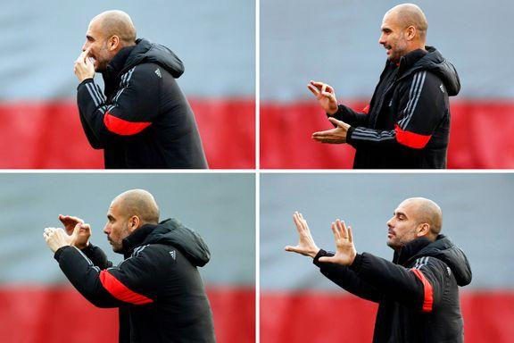 Høgmo på studietur med Bayern München