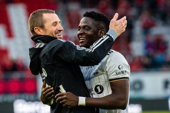 Rosenborg-helten nekter å gi opp gullet